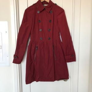 Like New Burberry Trench Coat